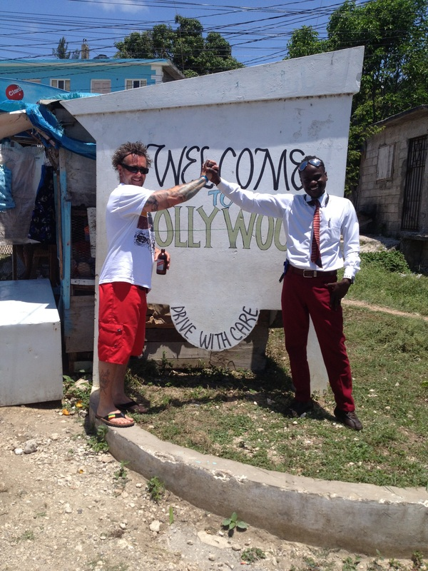 Rayond One Love Blue Bird Ghetto Reggae Tours and Taxi