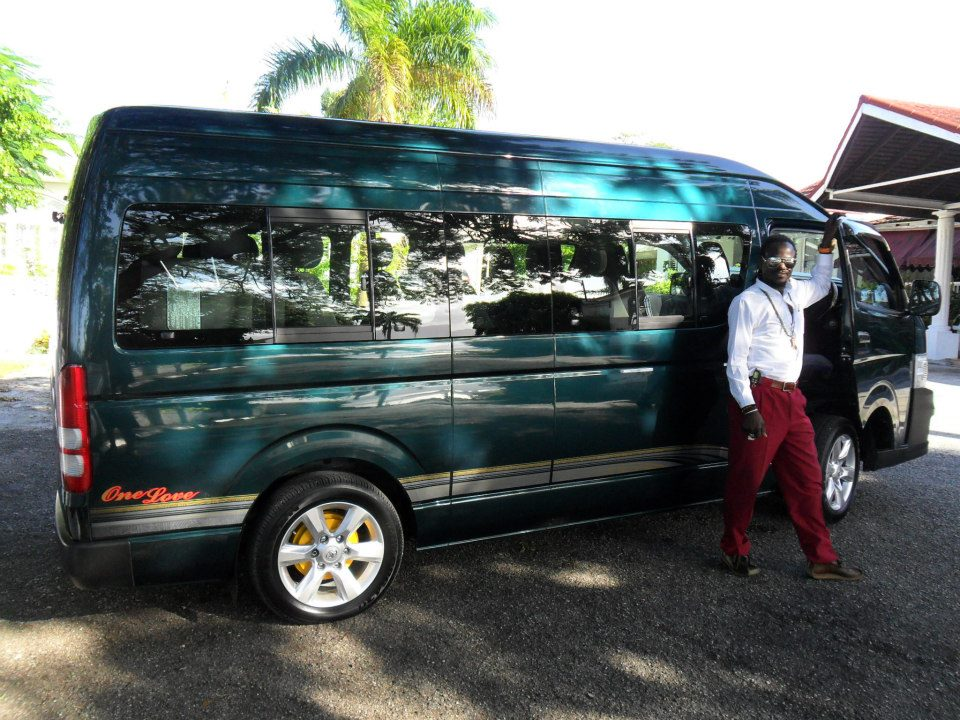 Rayond One Love Blue Bird Jamaica Tours and Taxi